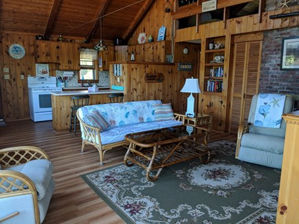 Sandwich / Barnstable Cape Cod vacation rental - Living Area