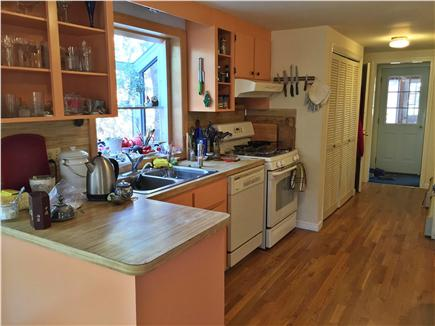 Eastham Cape Cod vacation rental - Open kitchen