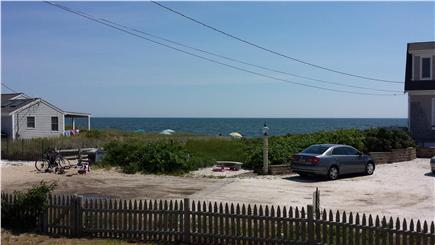 Dennis Port Cape Cod vacation rental - View of the water
