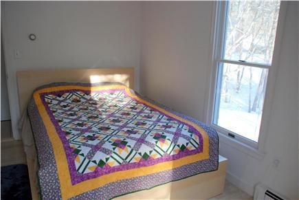 Wellfleet Cape Cod vacation rental - Bedroom on main floor