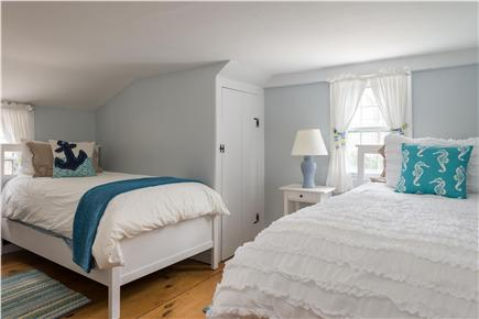 East Orleans Cape Cod vacation rental - One bedroom with two single beds