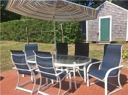 East Orleans Cape Cod vacation rental - The Patio is waiting for you!