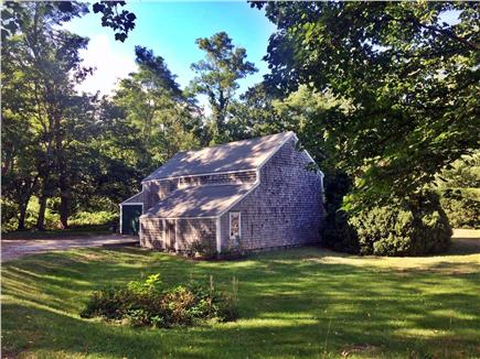 East Orleans Cape Cod vacation rental - Large yard