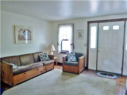 Wellfleet Cape Cod vacation rental - Light and airy living room