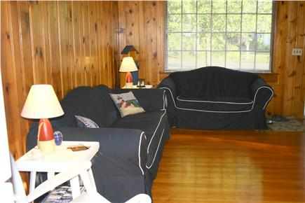 South Yarmouth Cape Cod vacation rental - Larger side's living room #42