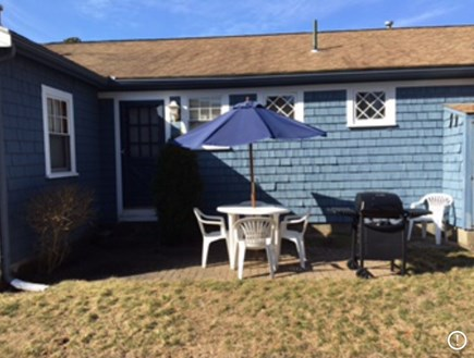 South Yarmouth Cape Cod vacation rental - 2nd patio