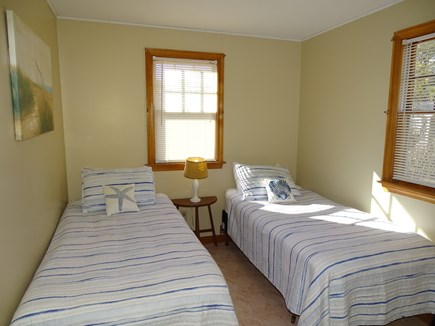 South Yarmouth Cape Cod vacation rental - Bedroom 4 - Twin beds, also adjacent to family room, kitchen