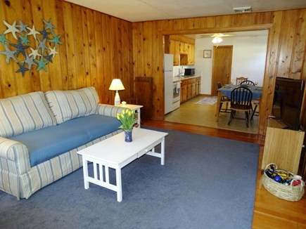 South Yarmouth Cape Cod vacation rental - Second living room enters in second kitchen