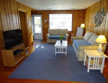 South Yarmouth Cape Cod vacation rental - Second living room with flat screen TV