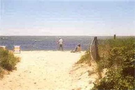 Chatham Cape Cod vacation rental - 5 minute walk to Pleasant Street Beach