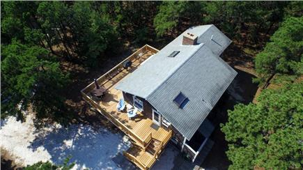 Eastham Cape Cod vacation rental - Located in secluded wooded setting