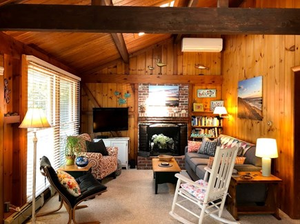 Eastham Cape Cod vacation rental - Great room with lots of natural light!