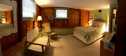 Eastham Cape Cod vacation rental - 2nd bedroom with queen size bed