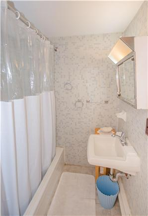 Orleans Cape Cod vacation rental - Full tiled bathroom with combination tub and shower