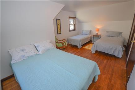 Eastham Cape Cod vacation rental - Bedroom 2 - 1 double , 2 twins can be pushed together