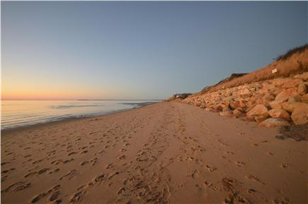 Eastham Cape Cod vacation rental - About a mile to Campground Beach on the bayside