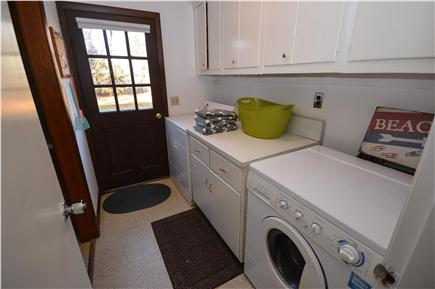Eastham Cape Cod vacation rental - Laundry space