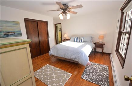 Eastham Cape Cod vacation rental - Bedroom 1 - 1 Queen (1st floor master)