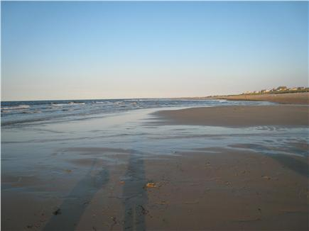 East Sandwich Cape Cod vacation rental - Sandbars at low tide