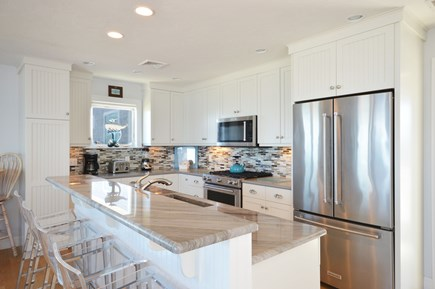 East Sandwich Cape Cod vacation rental - State of the art kitchen