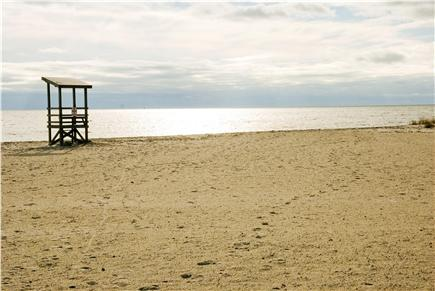 West Yarmouth Cape Cod vacation rental - Seagull Beach just a mile away on Nantucket Sound