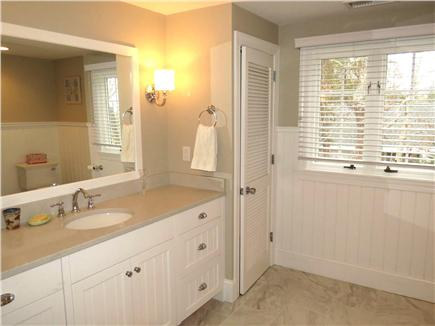 North Chatham, Half a mile to  Cape Cod vacation rental - Oversized Additional 2nd Floor Bath with Tub & Shower