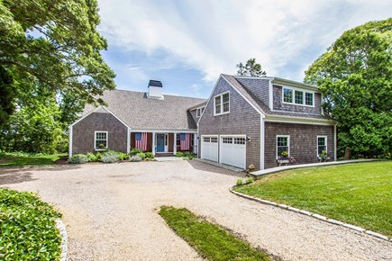 North Chatham, Half a mile to  Cape Cod vacation rental - 107 Captains Walk Street View