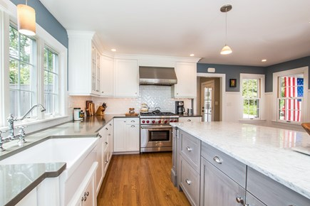 North Chatham, Half a mile to  Cape Cod vacation rental - Gourmet, state-of-the art kitchen