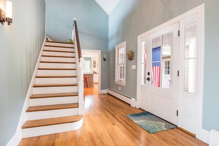North Chatham, Half a mile to  Cape Cod vacation rental - Walk into this open front foyer