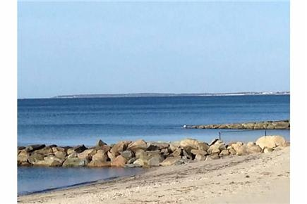 Dennis Port Cape Cod vacation rental - Depot Street beach and Ocean House is only a .6 mile walk.