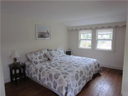 Dennis Port Cape Cod vacation rental - Large bedroom with king, closet and built in dresser.