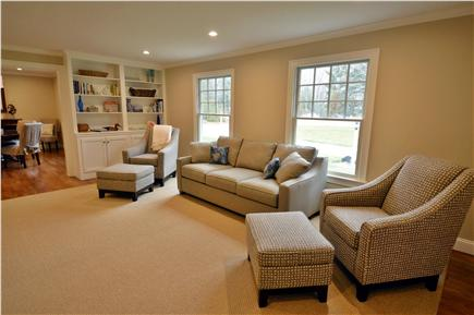 Osterville Osterville vacation rental - Spacious living room.