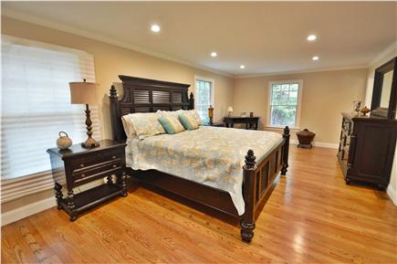 Osterville Osterville vacation rental - Master suites on both 1st and 2nd floor.