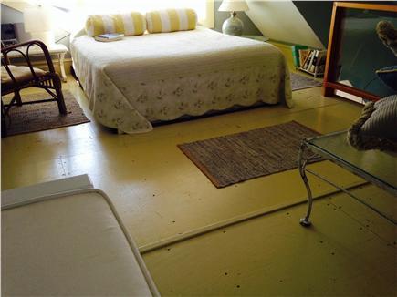North Truro Cape Cod vacation rental - Loft bedroom