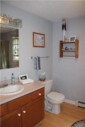 Eastham Cape Cod vacation rental - First floor bathroom