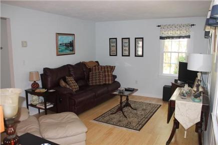 Eastham Cape Cod vacation rental - One of two living rooms