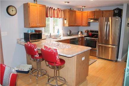 Eastham Cape Cod vacation rental - Eat in kitchen