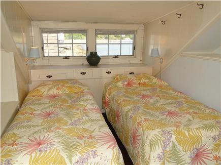 Pleasant Bay, South Orleans Cape Cod vacation rental - Twin bedroom with water views