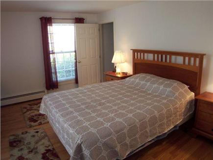 Eastham Cape Cod vacation rental - Private Master Bedroom on the first floor