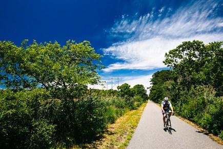 Eastham Cape Cod vacation rental - Or take a nice bike ride along the Cape Cod Rail Trail