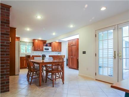 Eastham Cape Cod vacation rental - The Kitchen is a great place to prepare your meals.