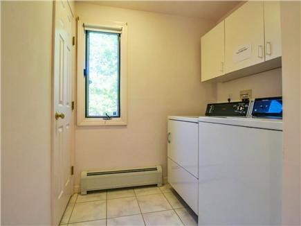 Eastham Cape Cod vacation rental - Convenient Laundry adjacent to master bedroom