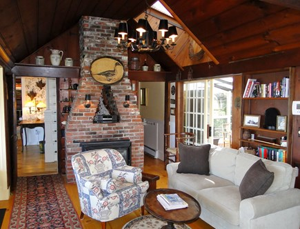 South Orleans Cape Cod vacation rental - The Family Room.