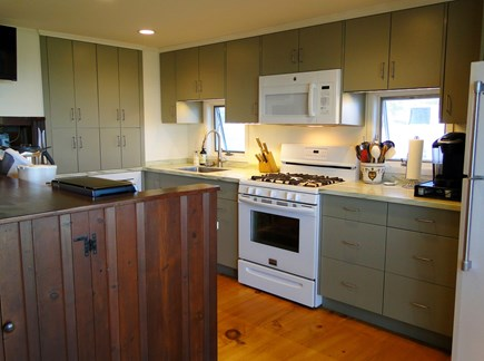 South Orleans Cape Cod vacation rental - Modern, fully-equipped kitchen.