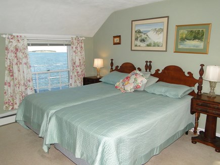 South Orleans Cape Cod vacation rental - The Sage Bedroom suite.