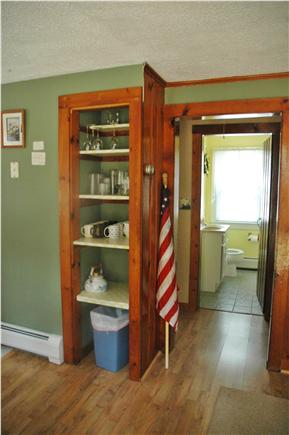 South Chatham Cape Cod vacation rental - View to Bathroom