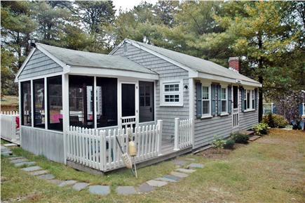 South Chatham Cape Cod vacation rental - Nice cottage on quiet street, screened in porch for relaxing