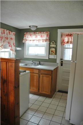 South Chatham Cape Cod vacation rental - Kitchen - view from the living room