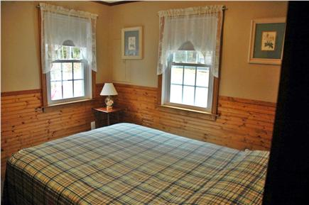 South Chatham Cape Cod vacation rental - Bedroom with one full sized bed
