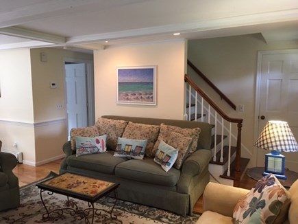 Brewster Cape Cod vacation rental - Spacious Living Area open to dining area